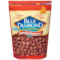 Blue Diamond Almonds Almonds - Smokehouse, 16 Ounce