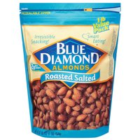 Blue Diamond Almonds Almonds - Roasted Salted, 16 Ounce