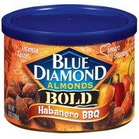 Blue Diamond Almonds Almonds - Bold Habanero BBQ, 6 Ounce