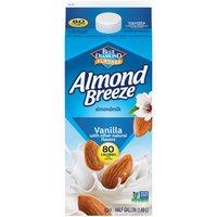 Blue Diamond Almonds Vanilla Almond Milk, 63.91 Fluid ounce