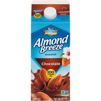 Blue Diamond Almonds Blue Diamond Almonds Chocolate Almond Milk, 1.89 Each