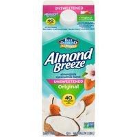 Blue Diamond Almonds Blue Diamond Almonds Unsweetened Almond Milk/Coconut Milk Blend, 63.91 Fluid ounce
