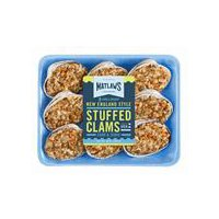 New England Style Stuffed Clams.  Great for snacking or entertaining!