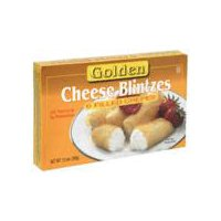 Golden Golden Filled Crepes - Cheese Blintzes, 13 Ounce