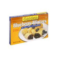 Golden Golden Blueberry Blintzes, 13 Ounce