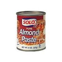 Pure Almond Paste. Kosher parve
