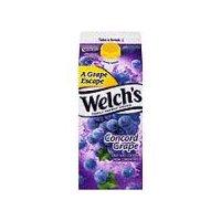 Welch's Fruit Juice Cocktail - Concord Grape, 59 Fluid ounce