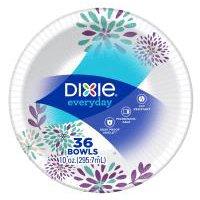 Dixie Dixie Everyday Paper Bowls - 10 oz, 36 Each