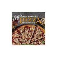 Amy's Amy's Vegan Margherita Pizza With Daiya Cheese, 13.5 Ounce