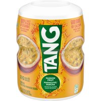 Tang Tang Powdered Soft Drink Mix - Pasion Fruit, 18 Ounce