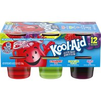 Strawberry, lemon lime, and grape flavors, no high fructose corn syrup, 12 pack