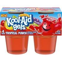 Kool-Aid Gels Tropical Punch Gel Snacks, 14 Ounce