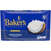 Baker's Baker's Coconut - Angel Flake Sweetened, 396 Gram