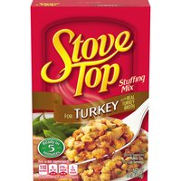Stove Top Stuffing Mix for Turkey, 6 Ounce