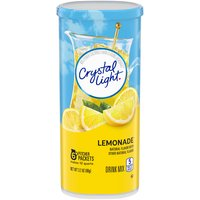 Sugar-free and 5 calories per serving. Each packet makes 2 quarts (8 servings). Gluten-free; Kosher-certified.