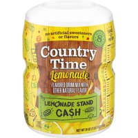 Country Time Lemonade Drink Mix, 19 Ounce