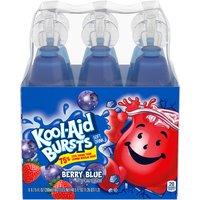 Kool-Aid Bursts Berry Blue Soft Drink, 40.5 Fluid ounce