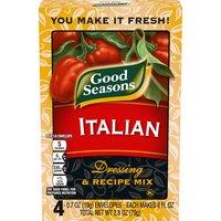 Good Seasons Salad Dressing & Recipe Mix - Italian All Natural, 2.8 Ounce
