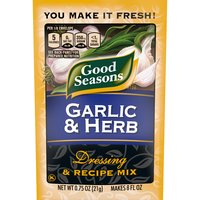 You make it fresh! Makes 8 fl oz. An artfully crafted blend of herbs & spices.