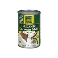 Native Forest Native Forest Coconut Milk - Organic Light Unsweetened, 13.5 Fluid ounce