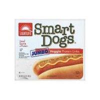 Lightlife Lightlife Smart Dogs - Veggie Protein Links Jumbo, 13.5 Ounce