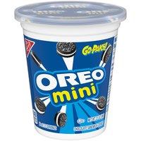 Nabisco Mini Oreo Go Pack, 3.5 Ounce