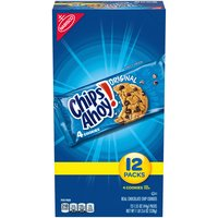 CHIPS AHOY! Single Serve Cookie Packs - 12 Pack, 18.6 Ounce