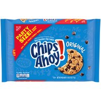 CHIPS AHOY! CHIPS AHOY! Party Size Cookie, 1.58 Pound