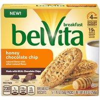 Belvita Belvita Honey Chocolate Chip Breakfast Biscuits - 5 ct, 8.8 Ounce