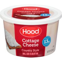 Hood Hood Country Style Small Curd Cottage Cheese, 16 Ounce