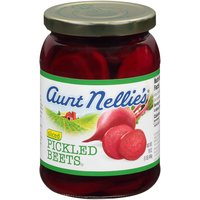 Aunt Nellie's Aunt Nellie's Pickled Beets - Ruby Red Sliced, 16 Ounce