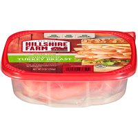 Deli Select Ultra Thin Sliced Lunchmeat, Oven Roasted Turkey, 9 Ounce