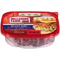 Hillshire Farm Ultra Thin Sliced Lunchmeat, Roast Beef, 7 Ounce