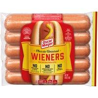 Oscar Mayer Oscar Mayer Classic Uncured Wieners, 10 Each