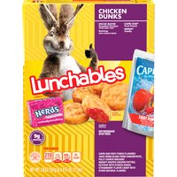 Oscar Mayer Lunchables Chicken Dunks Lunch Combinations, 1 Each