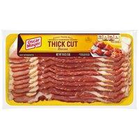 Oscar Mayer Bacon - Thick Cut - Naturally Hardwood Smoked, 16 Ounce