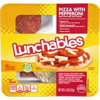 Lunchables brings the fun to lunchtime with kids†favorite foods they can build their way