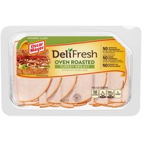 Oscar Mayer Oscar Mayer Deli Fresh Oven Roasted Turkey Breast, 9 Ounce