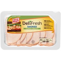 Oscar Mayer Oscar Mayer Deli Fresh Smoked Turkey Breast, 9 Ounce