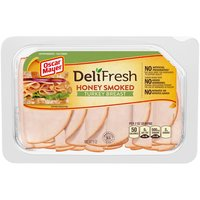 Oscar Mayer Oscar Mayer Honey Smoked Turkey Breast, 9 Ounce