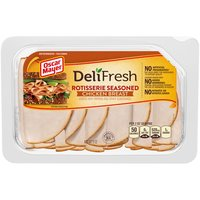 Oscar Mayer Oscar Mayer Rotisserie Seasoned Chicken Breast, 9 Ounce