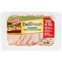 Oscar Mayer Oscar Mayer Deli Fresh Smoked Turkey Breast, 1 Pound