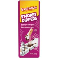 Oscar Mayer Lunchables Lunchables S'Mores Dippers Snack Combinations, 2.3 Ounce