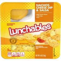 Oscar Mayer Lunchables Convenience Meals Nachos, 4.4 Ounce