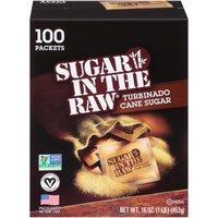 Natural Cane Turbinado Sugar - 100 count