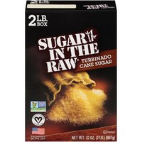 Sugar In The Raw 2 LB Bulk Box, 32 Ounce