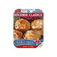 Dockside Classics Crab Cakes, 12 Ounce