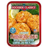 Dockside Classics Lobster Cakes, 12 Ounce