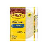 Great for Tacos, Burritos, Quesadillas, Fajitas, Enchiladas and More. 8 Tortillas per package. Fill with your favorite toppings and make your taco your way!. No Refrigeration Necessary.