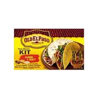 Includes 6 Yellow Corn Taco Shells, 6 Flour Tortillas, Mild Taco Sauce and Seasoning Mix. Just Add Meat and Toppings!